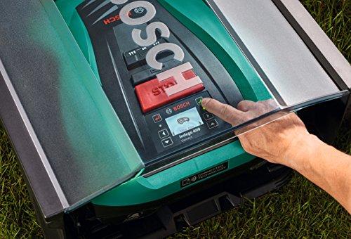 Bosch Mähroboter Indego 350 Connect mit App – Rasenfläche bis zu 350 m² + Garage - 7