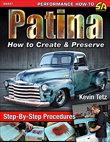 Patina How to Create Preserve Performance How to product image