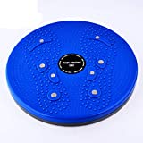 ODDISH; way to fitness Oddish Tummy Twister Abdominal ABS Exerciser Body Toner-Fat Buster