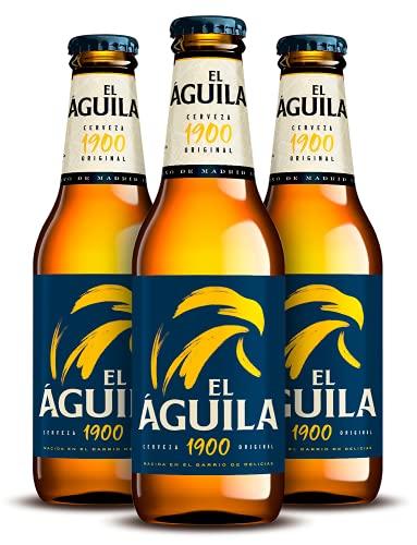 Aguila cerveza especial pack 24 botellas 25cl - 6000 ml