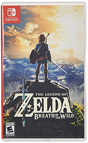 [Switch] The Legend of Zelda: Breath of the Wild - $41.99 at Best Buy & Amazon
