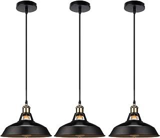 Best black pendant light kitchen Reviews
