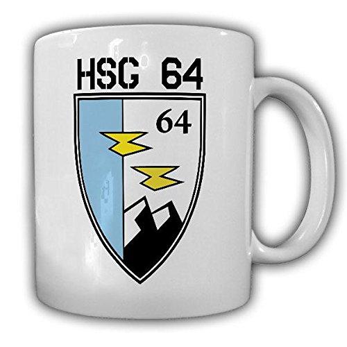 Hubschraubergeschwader 64 HSG64 Bundeswehr Holzdorf Luftwaffe Ahlhorn Abzeichen Kaffee Becher Tasse #20127