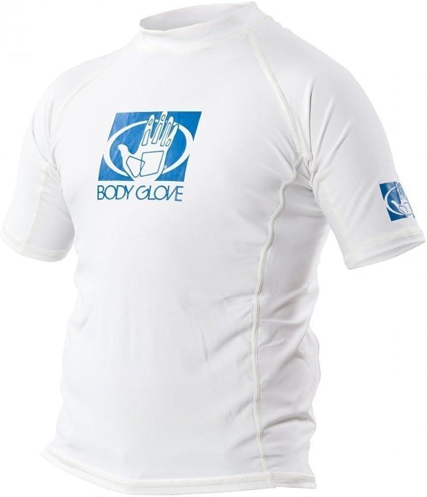 Body Glove Big Boys' Junior/Short Sleeve Wetsuit Rash Vest