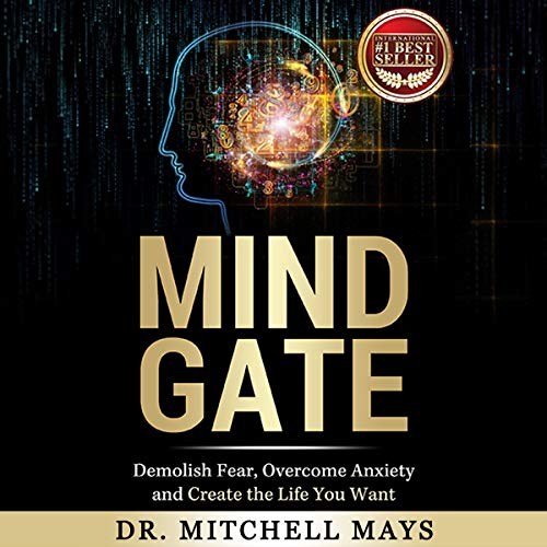 Mind Gate audiobook cover art