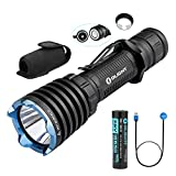 Olight Warrior X Tactical Flashlight 2000 Lumens/...
