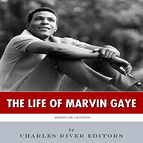 The Life of Marvin Gaye audiobook cover art