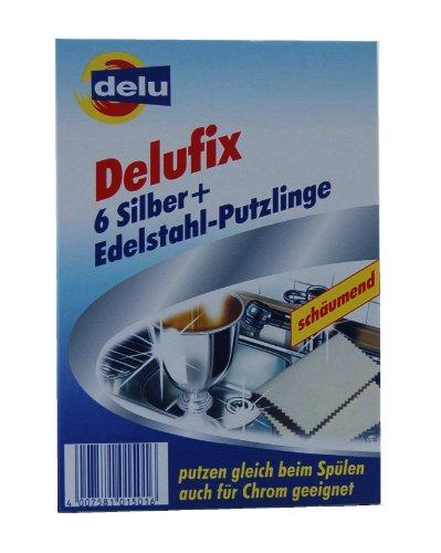 Delu - Fix Silber - Putzlinge 1015-01