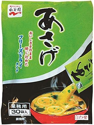 永谷園 業務用あさげ(粉末) 30食入