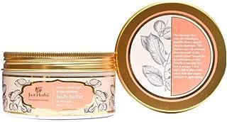 Just Herbs Mace-Moringa Rejuvenating Body Butter Cream for Dry Skin, For Men & Women - 200 GM