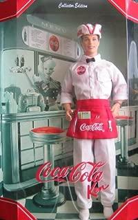 Barbie Mattel Coca Cola Ken Doll - Coke Ken
