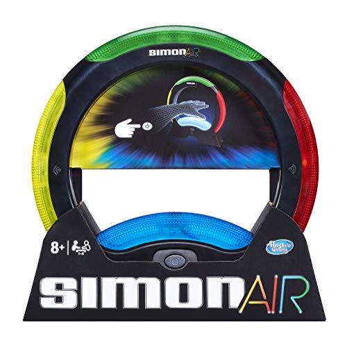 Hasbro - Simon Air, Geschicklichkeits- und Reaktionsspiel für Kinder, ab 8 Jahren a_NA Mehrfarbig
