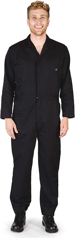 毎日続々入荷 MM 即出荷 SCRUBS Overall Workwear Long Coveralls Sleeve Men