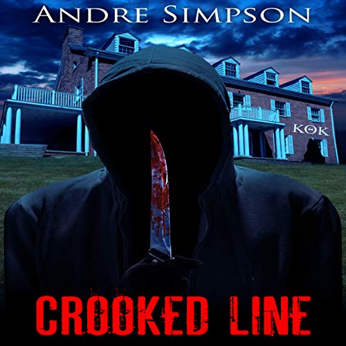 Crooked Line audiobook cover art