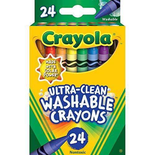 CRAYOLA - Crayones Lavables