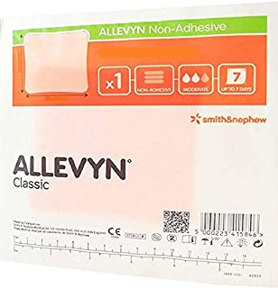 Allevyn - Foam Dressing Allevyn 2 X 2 Inch Square Non-Adhesive without Border Sterile - 1/Each - McK