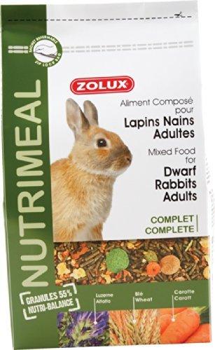 Zolux nutri' Meal alimento per Coniglio 2,5kg