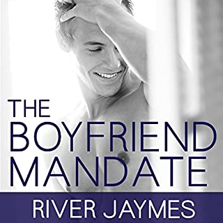 The Boyfriend Mandate audiobook cover art