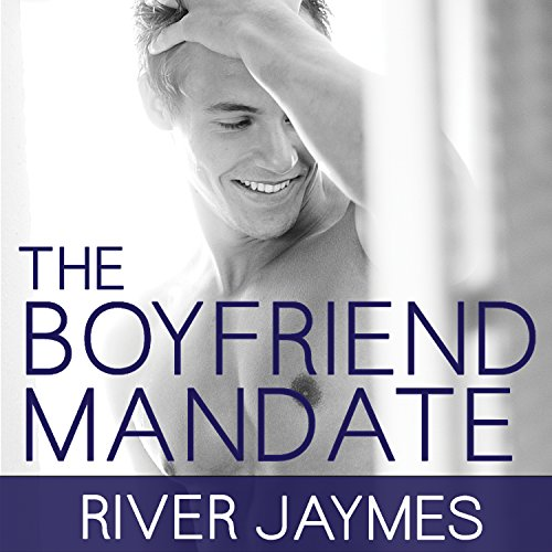 The Boyfriend Mandate audiobook cover art