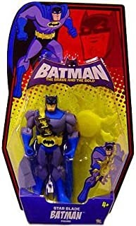 Batman Brave and the Bold Action Figure Batman (Star Blade) [Toy]