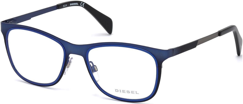 Eyglasses Diesel DL5139 C53 092 (bluee other  ) Frames