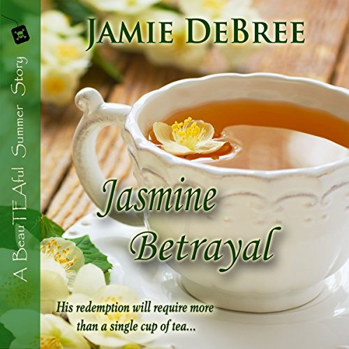 Jasmine Betrayal audiobook cover art