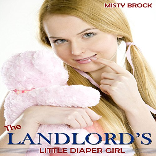 The Landlord's Little Diaper Girl audiobook cover art