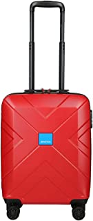 United Colors of Benetton Benetton X ABS 55 cms red Hardsided Cabin Luggage (0IP6MP20HL05I)
