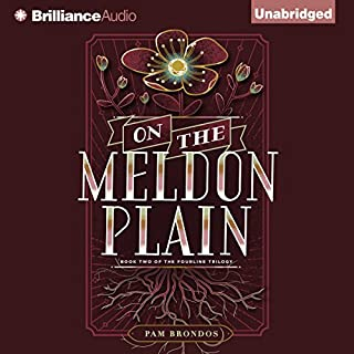 On the Meldon Plain audiobook cover art