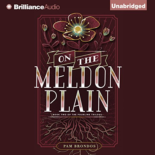 On the Meldon Plain audiobook cover art