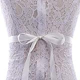 Cinturón de boda de pedrería femenina Cinturón de novia de cristal dorado Cinturón de novia de diamante para accesorios de boda JK816, blanco roto