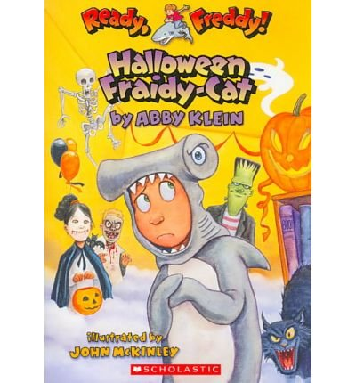 [ Halloween Fraidy-Cat Klein, Abby ( Author ) ] { Paperback } 2006