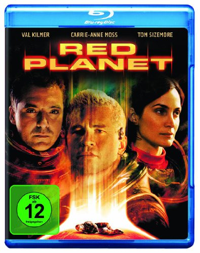 Red Planet [Alemania] [Blu-ray]