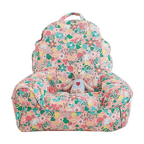 SD Bean Bag Chaise/canapé/Fauteuil/avec Mousse Ultra Confortable/avec Poignée/pour Enfants Et Adultes/60 * 60 * 60 cm
