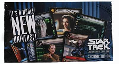 star trek ccg second edition