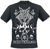 Photo de Dark Funeral Order of The Black Hordes Homme T-Shirt Manches Courtes Noir XL