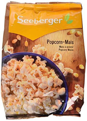 Seeberger Popcorn-Mais, 10er Pack (10 x 500 g Packung)