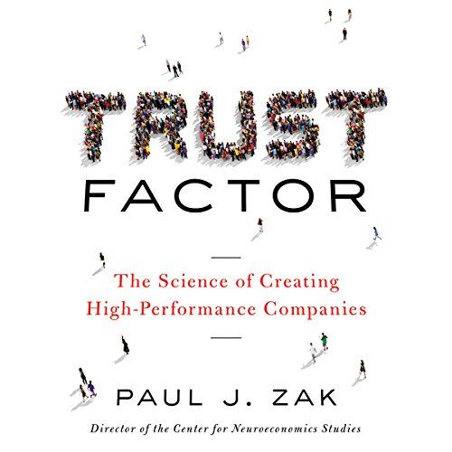 Trust Factor audiobook cover art