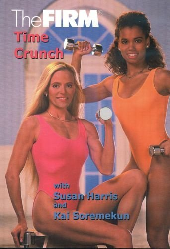 Colorado Springs Ranking TOP8 Mall The Firm Time Crunch DVD Classic 4 Susan Harris Volume by