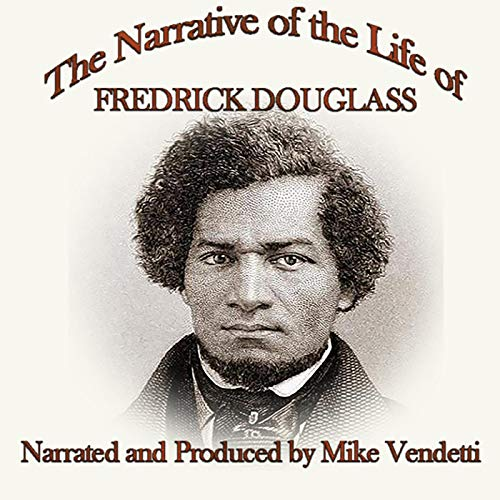 The Narrative of the Life of Frederick Douglass  By  cover art