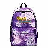 Charli Damelio - Mochila escolar para niñas, niños, viajes, deportes, al aire libre, universidad, estudiantes, mochila para portátil