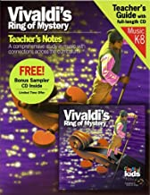 Vivaldi's Ring of Mystery [With CD] (Classical Kids)
