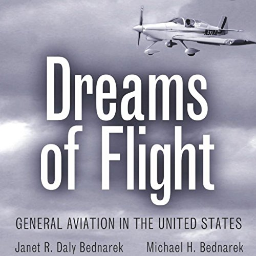 Dreams of Flight audiobook cover art