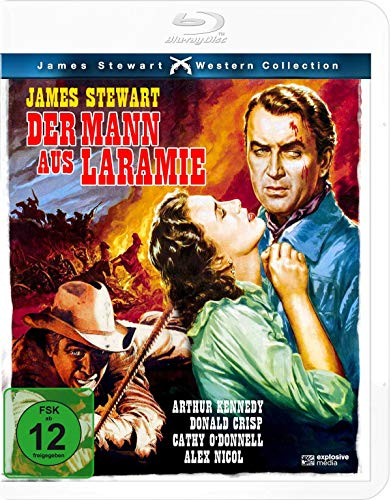 Der Mann aus Laramie (The Man from Laramie) [Blu-ray]