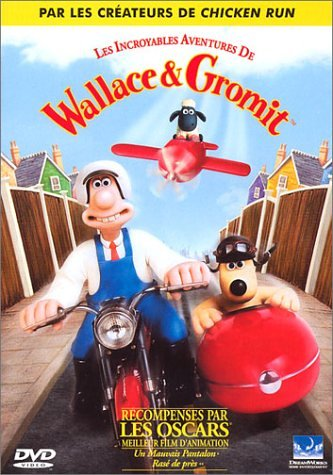 Wallace & Gromit - Les Incroyables