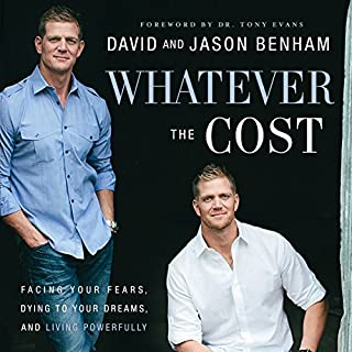 Whatever the Cost audiobook cover art
