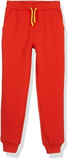 Kid Naton Kids Interlock Jogger Sweatpants with Pockets for Boys or Girls,Age(4-12Years)