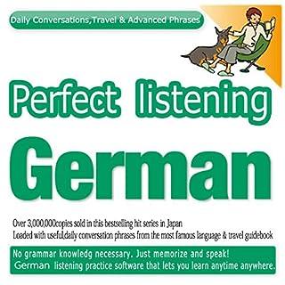 Perfect Listening German; Daily Conversations, Travel & Advanced Phrases                   著者:                                                                                                                                 Joho Center Publishing                               ナレーター:                                                                                                                                 Helen Morrison,                                                                                        Nadine Kaczmarek                      再生時間: 1 時間  14 分     レビューはまだありません。     総合評価 0.0