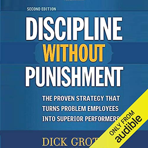 Discipline Without Punishment audiobook cover art