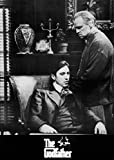 Close Up Der Pate - The Godfather (1971): Al Pacino und